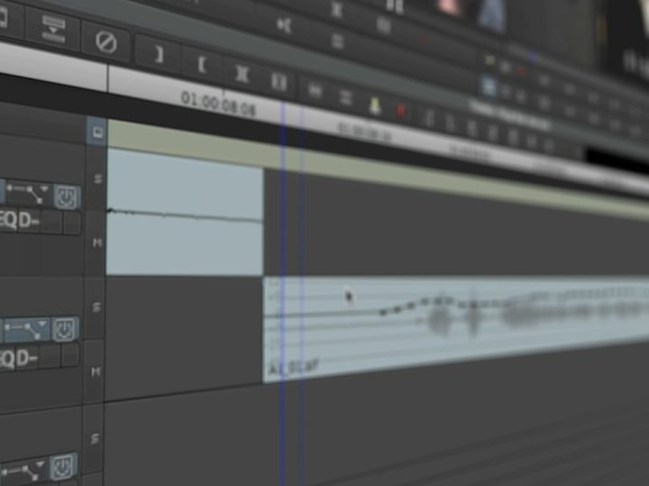 Working with Audio in the Track Control Panel