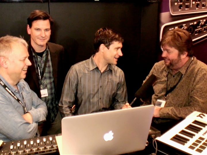 Musikmesse 2013: Abbey Road Studios Discusses Benefits of HDX and Impression of Pro Tools 11