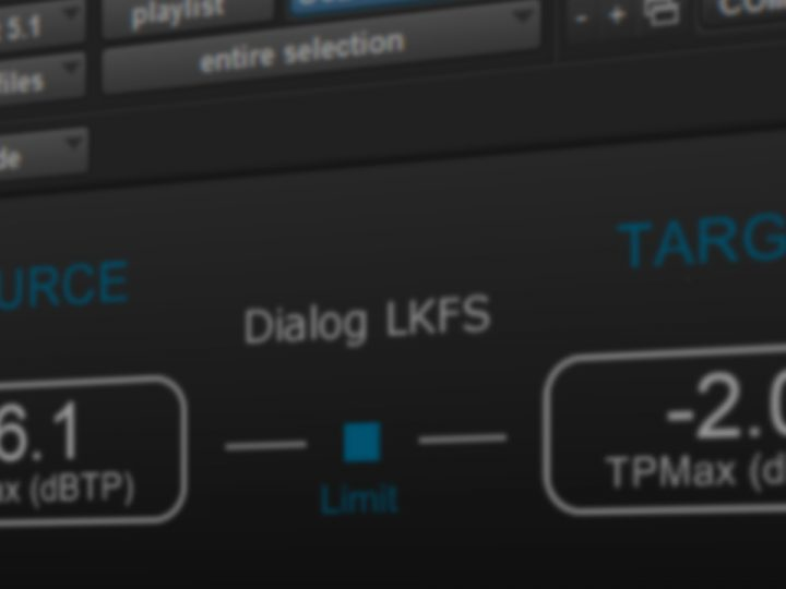 NUGEN Audio LM-Correct Updated with Dialog Gate