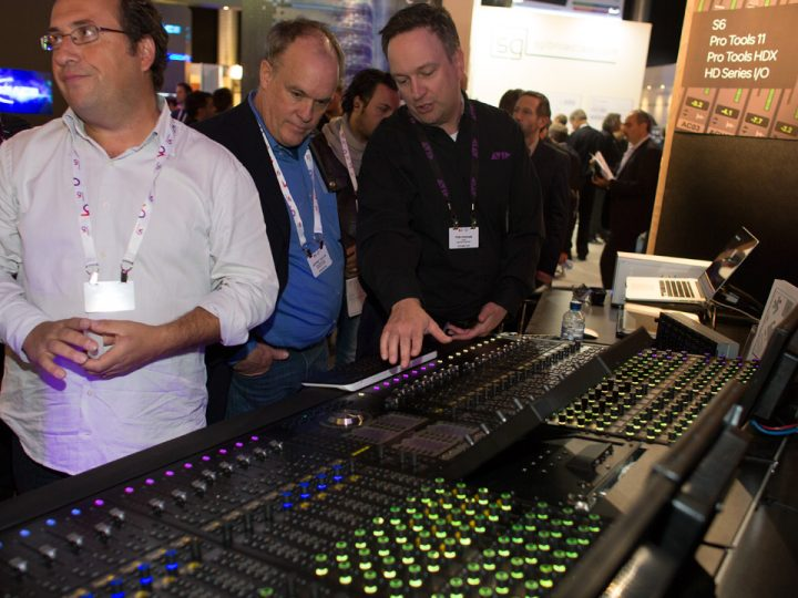Unveiling S6—The Next-Generation Professional Sound Mixing Solution