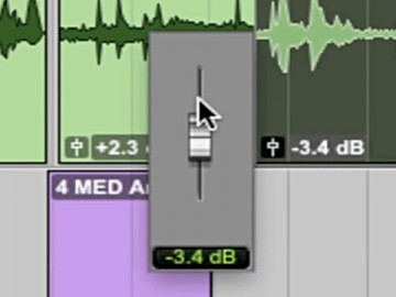 Making the Most of Clip-Based Gain in Pro Tools