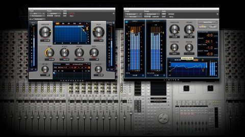 Film Mixing with Avid Pro Series Dynamics Plugins