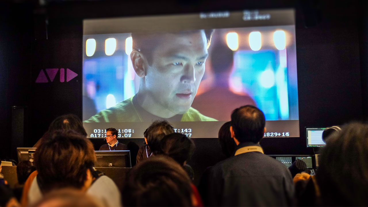 Star Trek Into Darkness and Avid at Inter BEE 2013