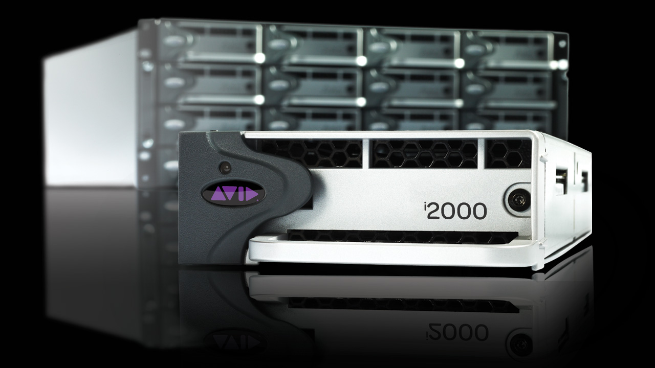 Video Editing Shared Storage Avid ISIS Flexibility