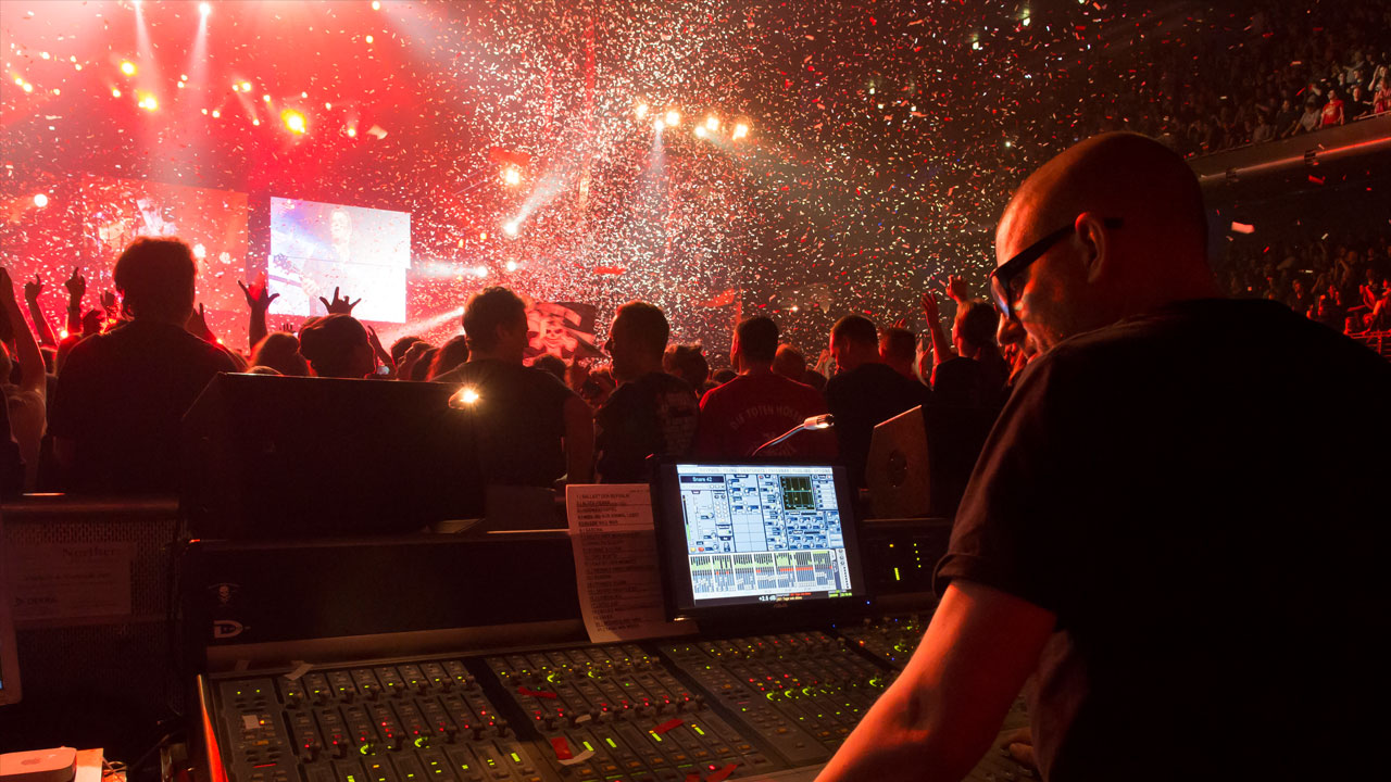 Avid at Prolight and Sound 2014