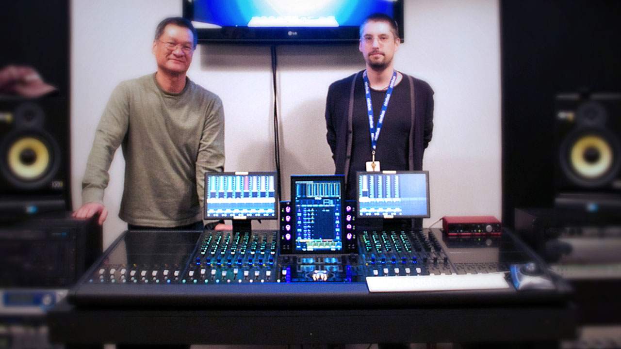 Nimbus School of Recording Arts Becomes the First Educational Facility in Canada to Install the New Avid S6 Console