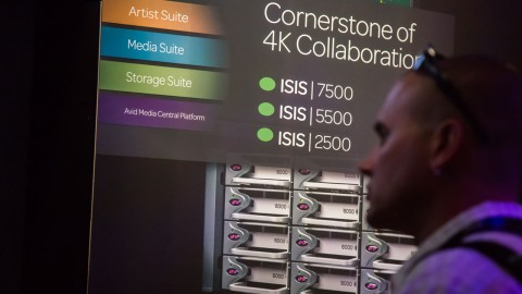 NAB 2014: ISIS | 2500 Nearline Storage