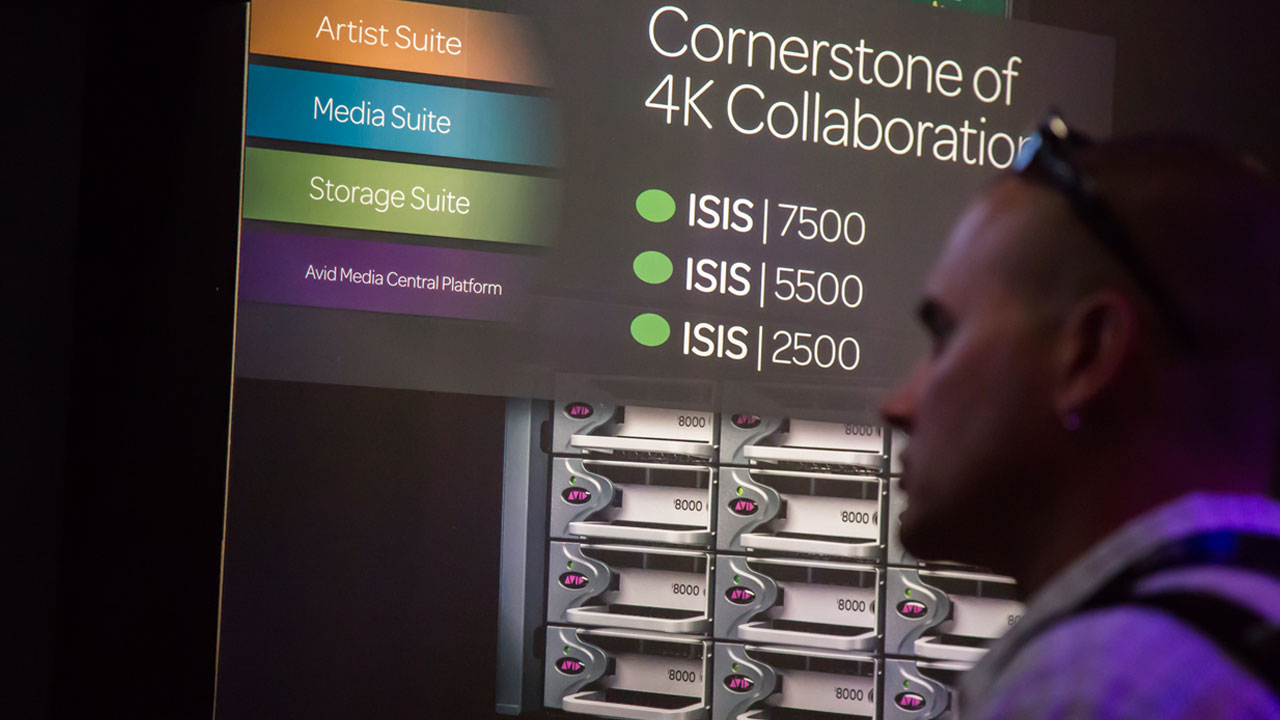 NAB 2014: Say Hello to the ISIS | 2500 Nearline Storage System