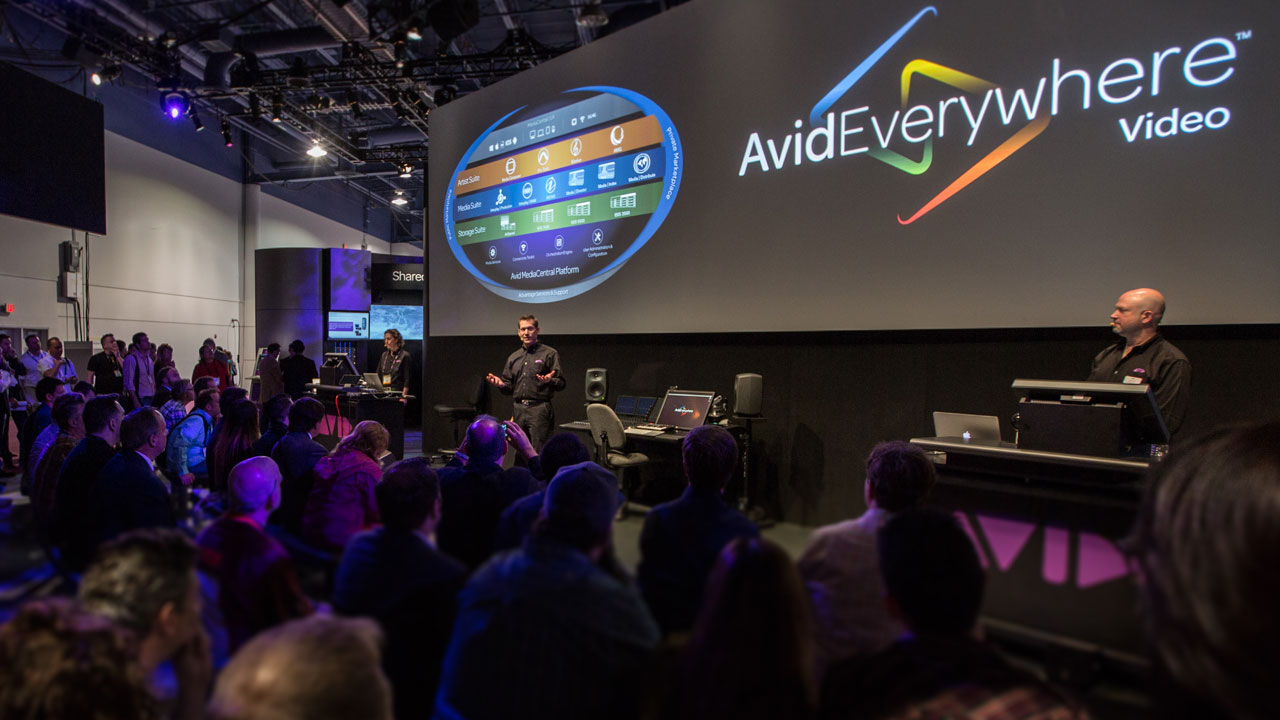 NAB 2014: Step Inside Our Booth at the 2014 NAB Show (Photos)