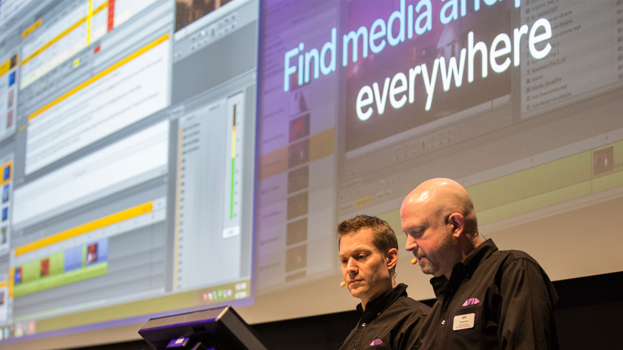 NAB 2014: Manage, Protect, Distribute and Monetize in the Media Suite
