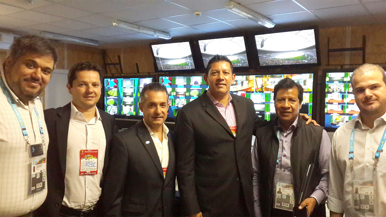 Reflections from Rio: Avid Everywhere in Action at the World Cup