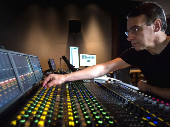 Pro Mixing: Inside the World of Emmy-Winning Re-Recording Mixer Frank Morrone at Technicolor Toronto