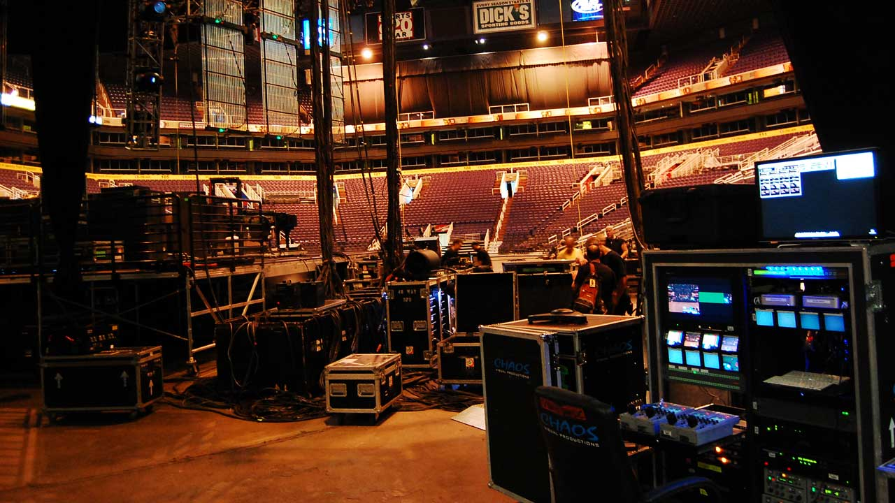 Music: Join Award-Winning FOH Engineer Robert Scovill for a Date on the Tom Petty & The Heartbreakers Tour