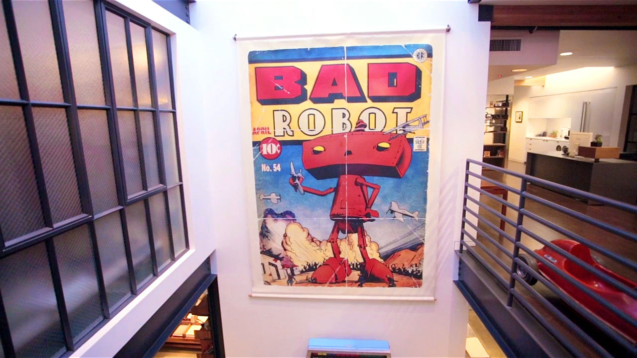 IBC 2014: Inside the Edit Bays of Bad Robot