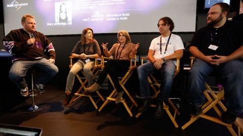 IBC 2014: Movie Magic of the Bad Robot Editorial Team Revealed Live on Stage at the IBC Show