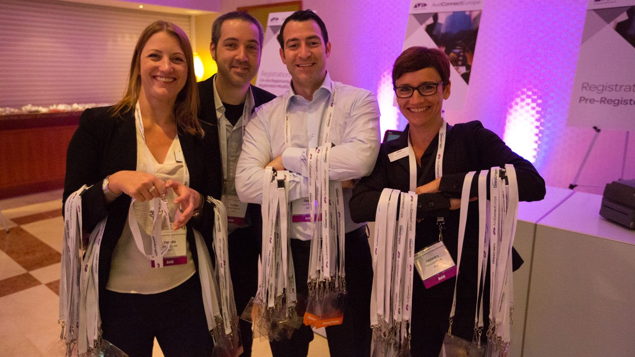 Avid Customer Association: Avid Connect Europe 2014 Wrap-Up