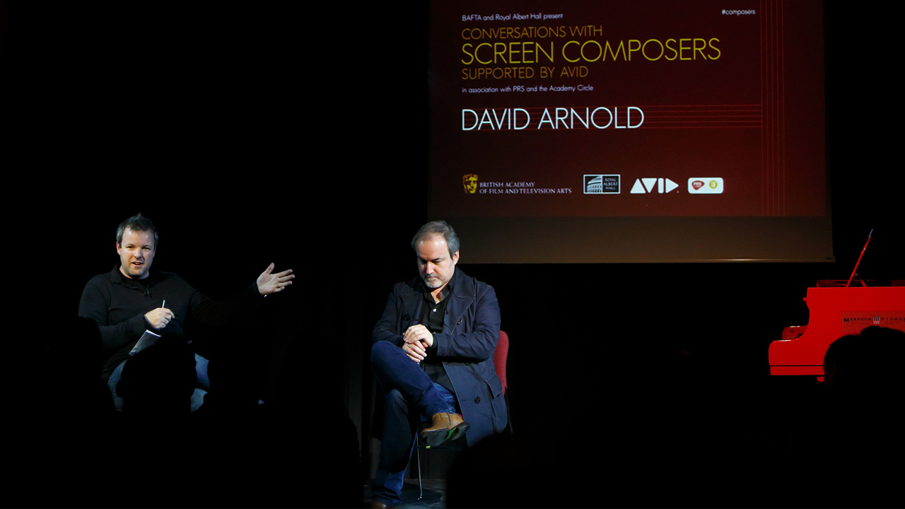 Music: Scoring Success from Independence Day to London 2012 with David Arnold