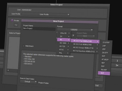 Editing 4K and Beyond in Media Composer Now Available with Avid Resolution Independence Update