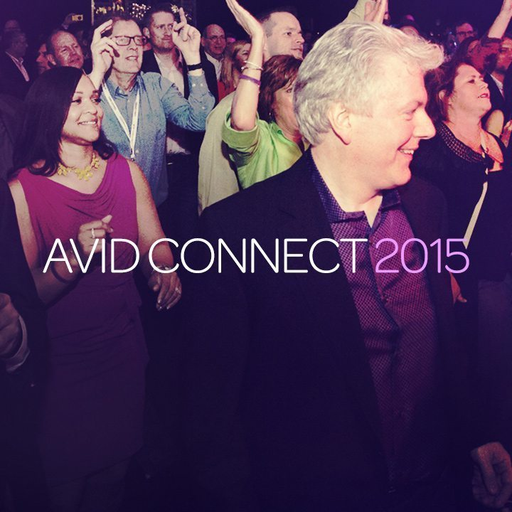 Avid Connect 2015