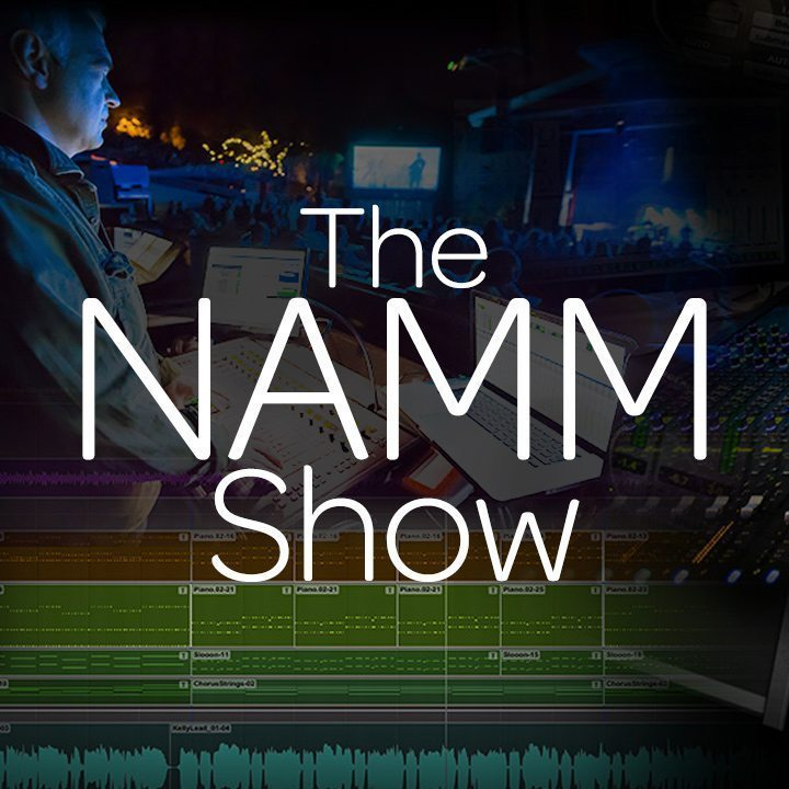 Avid at The NAMM Show 2015