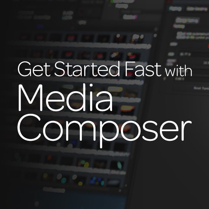 Get Started Fast with Avid Media Composer | Software