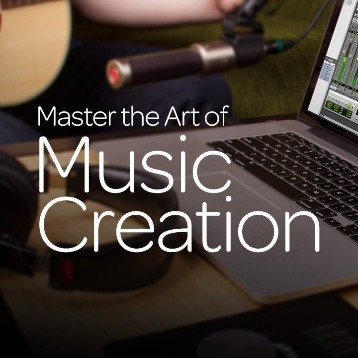 Master the Art of Music Creation