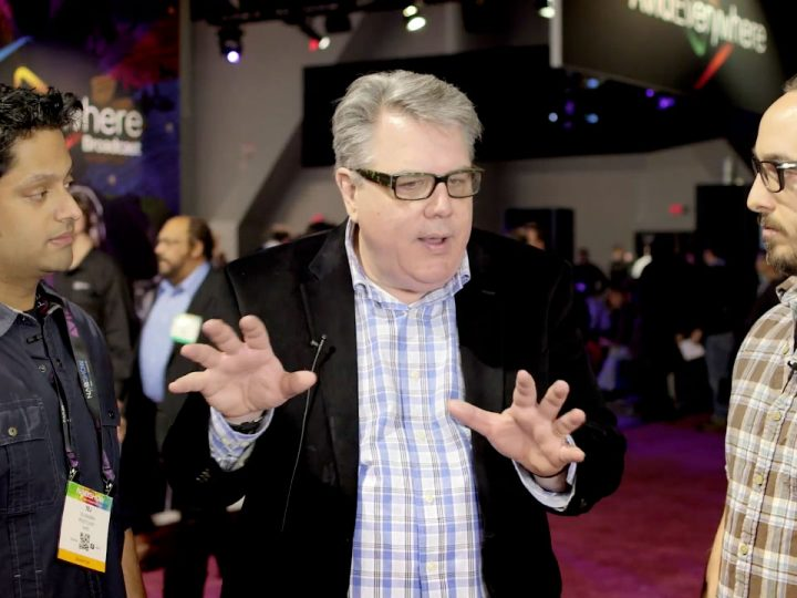 NAB 2014: PostChat Connects with Media Professionals to Ask: What Inspires You?