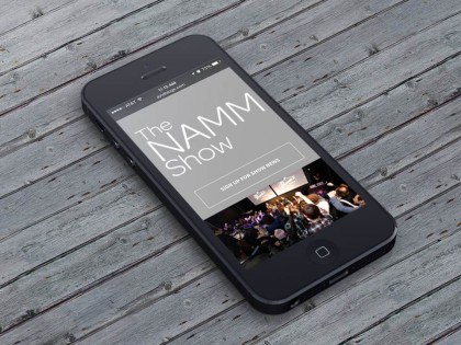 NAMM 2015: Where to Follow Today's News from The NAMM Show 2015