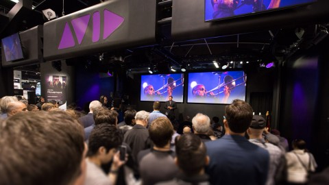 NAMM 2015: Avid Main Stage Demonstrations and Guest Presenter Schedule