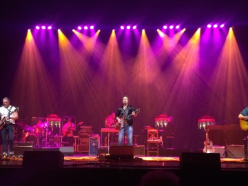 S6L on Tour with Blue Rodeo