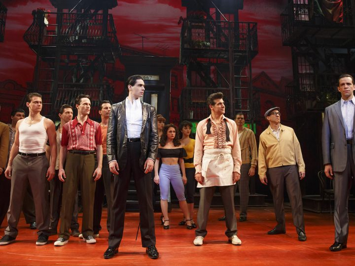 S6L Helps Gareth Owen Bring 'A Bronx Tale' to Broadway