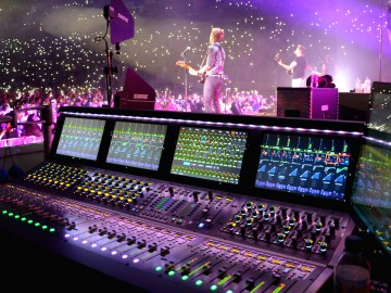 "Mixing Monitors on the Duran Duran ""Paper Gods"" Tour with Charlie Bradley"
