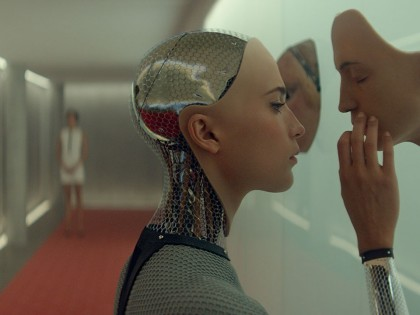 Mark Day Talks an Intelligent Cut on Ex Machina