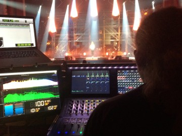Mixing 25 Shows at the Théâtre St-Denis with S6L