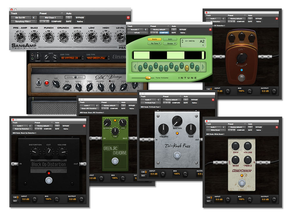 Pro Tools | First Guitar Bass Bundle