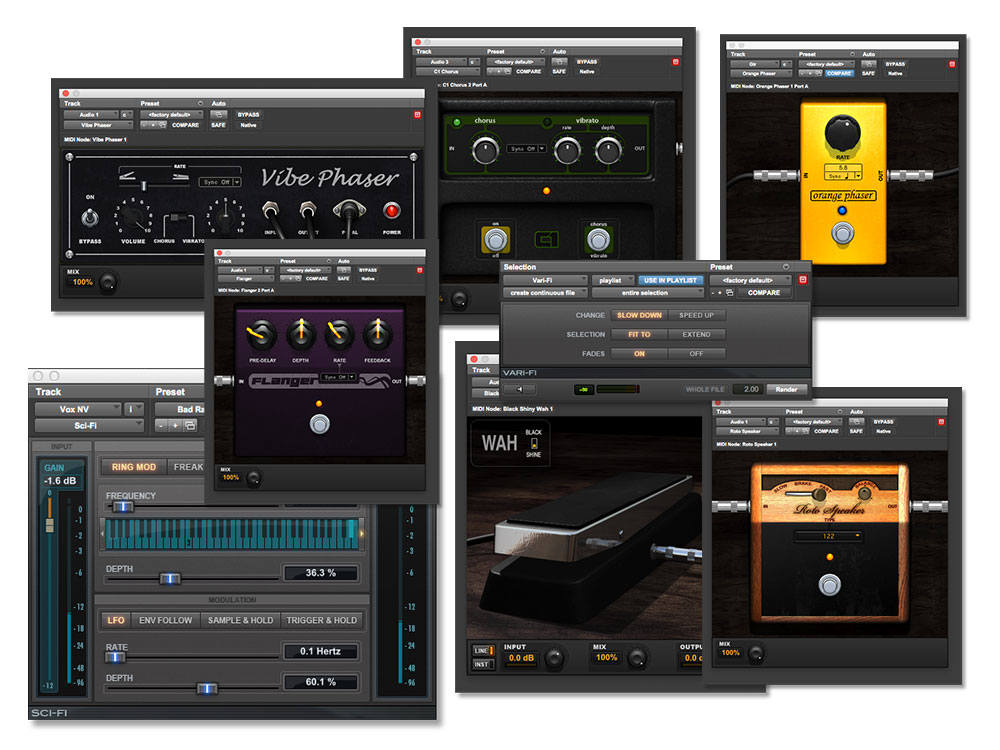 Pro Tools | First Modulation Bundle