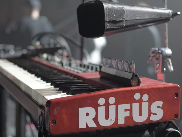 Rüfüs Update Their Live Profile with VENUE | S6L