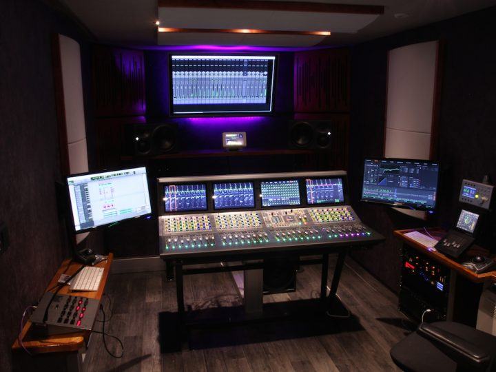S6L Helps Transmix Deliver Top Sound for Finland's Biggest TV Productions