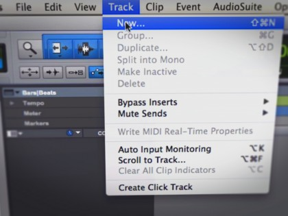 Get Started Fast with Pro Tools: Building a Session from Scratch