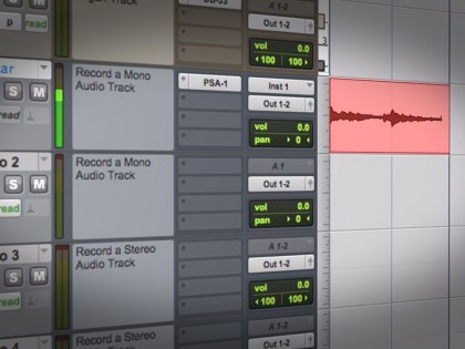 Get Started Fast with Pro Tools: Writing and Riffing