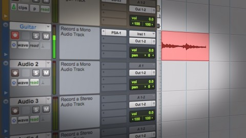 Get Started Fast with Pro Tools: Episode 3