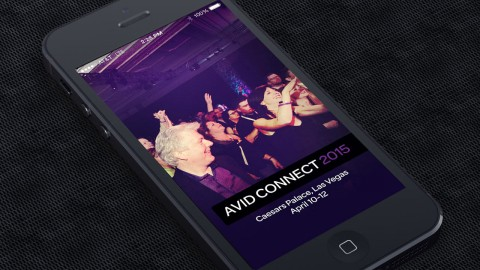 Download the Avid Connect 2015 App