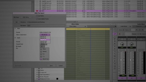 how to create titles in avid media composer