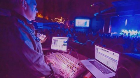 Avid at Prolight + Sound 2015