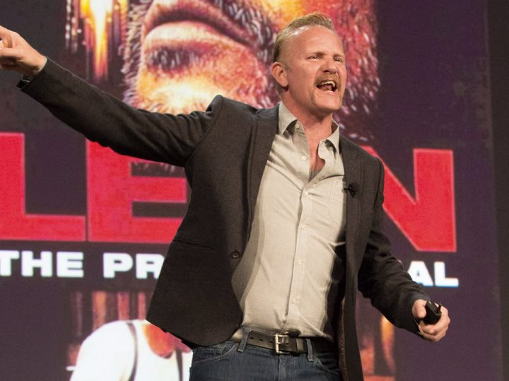 Filmmaker Morgan Spurlock On How Big Risks Can Lead to Big Rewards