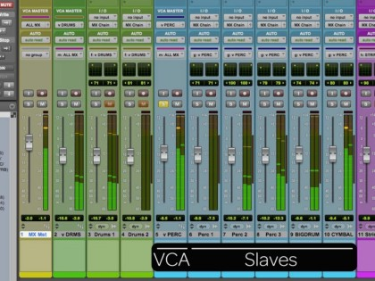 Mixing Music for Post