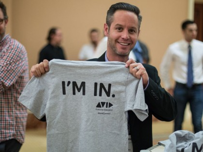 Media Community Responds Enthusiastically to Avid Connect 2015