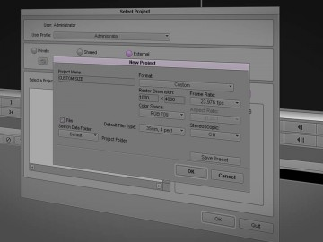 Media Composer Update (8.4) Introduces Projects with Custom Frame Sizes