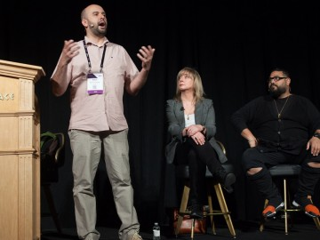 What You Missed at the Audio Creative Teams and Individual Artists Education Sessions at Avid Connect 2015