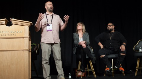 Avid Connect 2015 Breakout Sessions Recap: Audio Creative Teams and Individual Artists